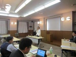 20111005 税理士会にて講演
