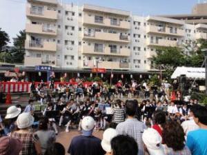 20100609 朝の駅頭活動