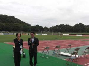 20091003 ゼルビア試合観戦