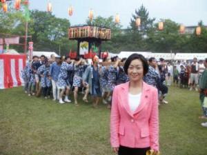 20100728 夏祭り