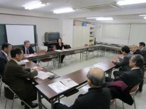 20110122 税理士会懇談会